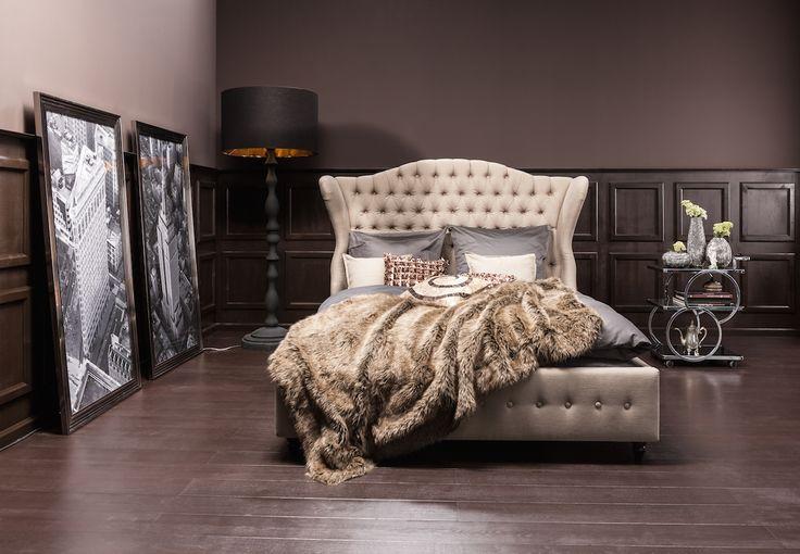 City Spirit postel / double bed