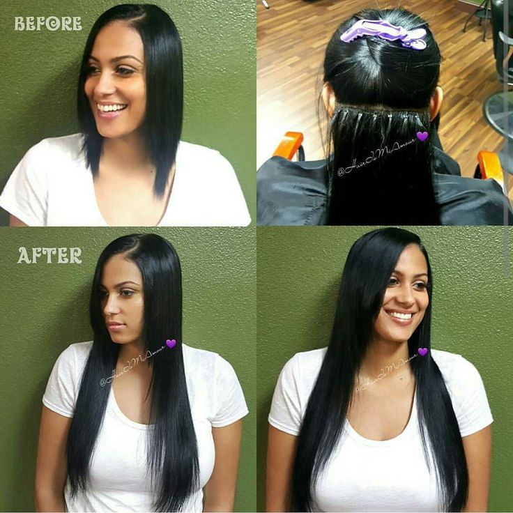 "2 budles of our Brazilian Straight hair 18"" 20"" NO braids.. wash with ease. Microlink weft extentions  http://ift.tt/OH00UA  Free same day shipping  253-988-1930.  Stylist  is Mia @hairismiamour she is located in Federal Way 253-951-6207 #truehairdepot #seattlehair #seattlebundles #seattleextentions #bellevuehair #addlength #shorttolong #addinches #206 #seattlesalon #seattlestylist #tacomahair #tacomabundles #253 #lakewoodhair #jblm #fortlewis #bremertonhair #seahawkgirl #lahair…"