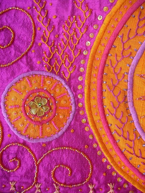 ZsaZsa Bellagio – Like No Other: pink and orange