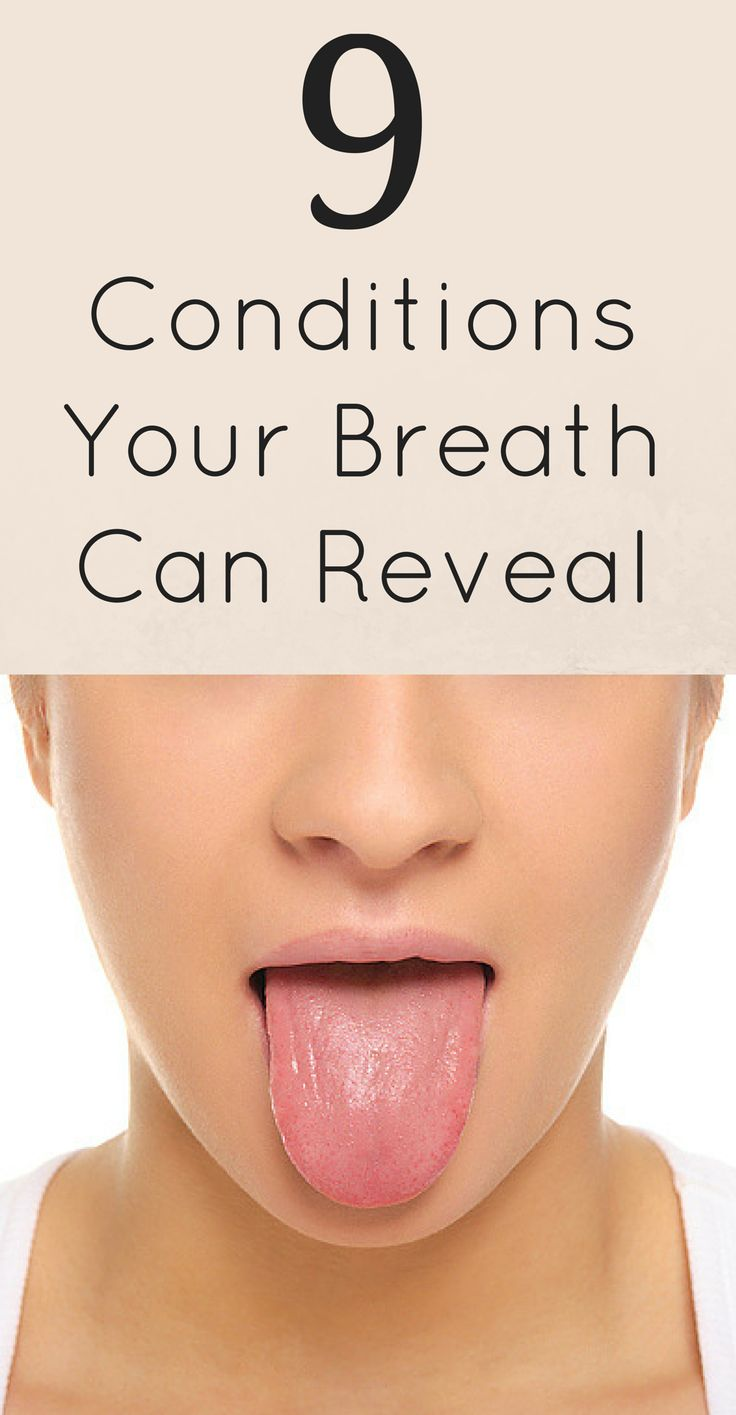 9 conditions your breath can reveal everyday health - 736×1415