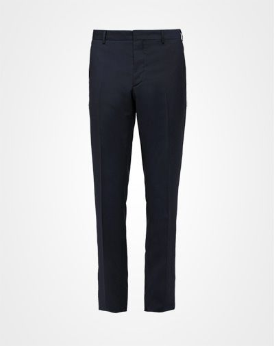 Mohair Fabric Trousers - UPA841_D39_F0008_S_131