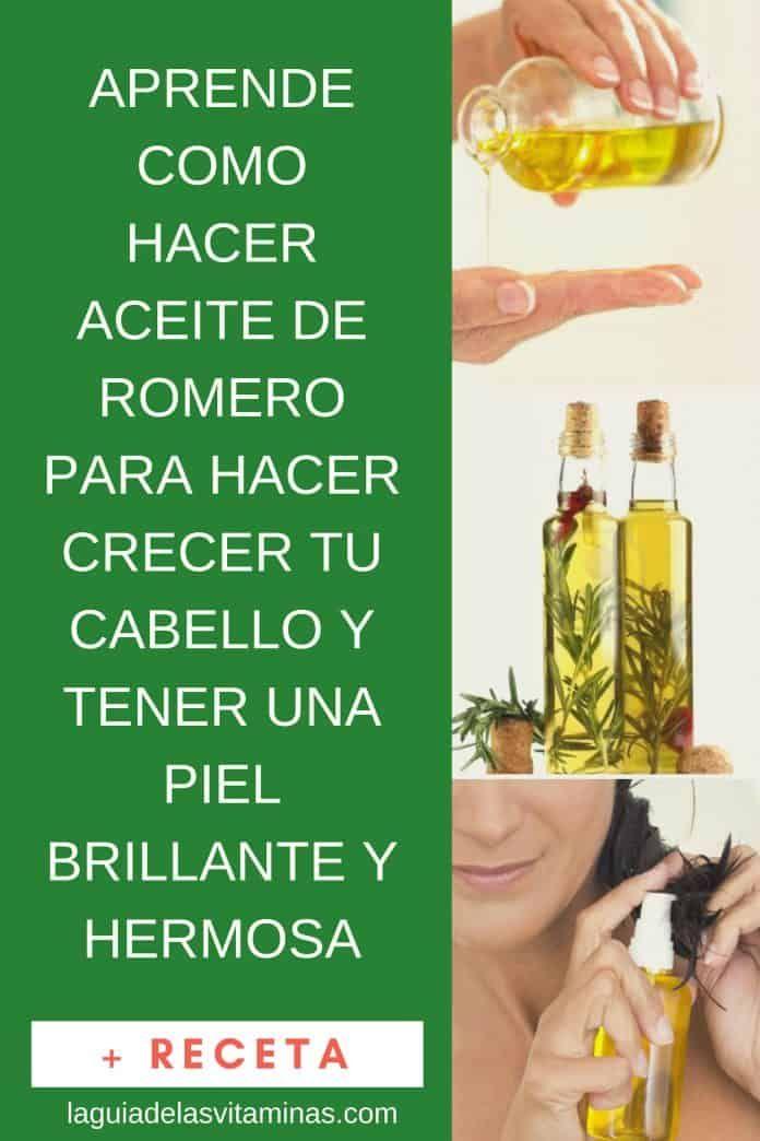 Romero Y Aceite De Oliva Para Mejorar Tu Piel Y Cabello Receta La Guía De Las Vitaminas Bottle Voss Bottle Hand Soap Bottle