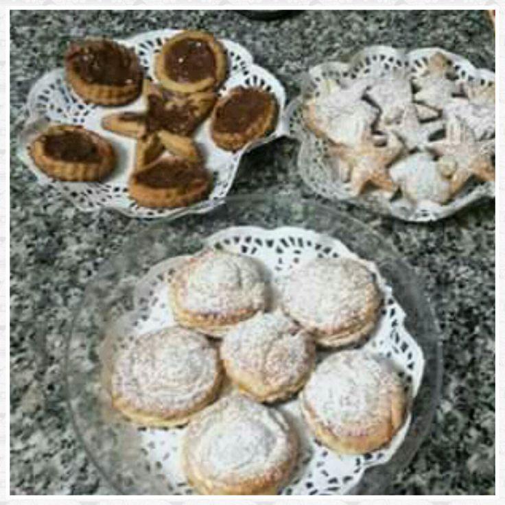 Sfogline con nutella, marmellata o crema e biscotti con avanzi di pasta frolla