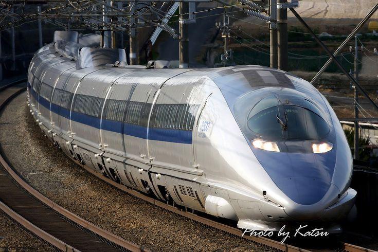 """Shinkansen """"bullet train"""" type 500"""