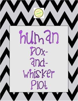 This fun activity is full-of-learning! Allow your students to create a human box and whisker plot, cementing in their learning the steps needed to create this type of data display.Full instructions, including suggestions for enrichment and modifications are included.