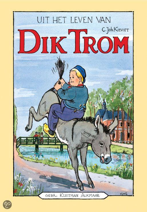 bol.com | Uit het leven van Dik Trom - Premium editie, C. Joh. Kieviet | Boeken