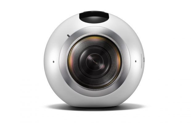 Samsung Reimagines the Way Moments are Captured and Shared with Gear 360