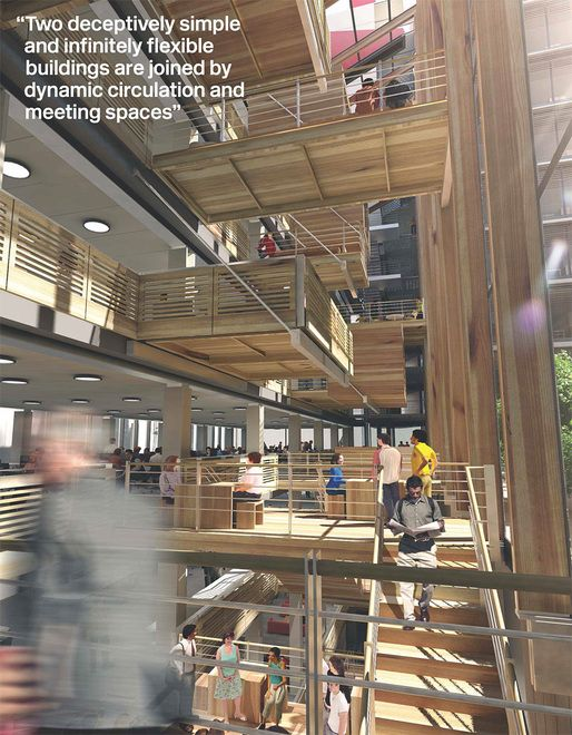Rogers Stirk Harbour + Partners wins LSE Global Centre for Social Sciences competition | News | Archinect