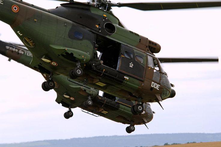 """La France a mené des raids d'hélicoptères d'attaque """"contre une colonne terroriste"""""""