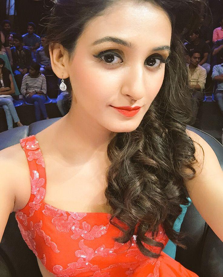 Shakti in Dance Plus finale shoot