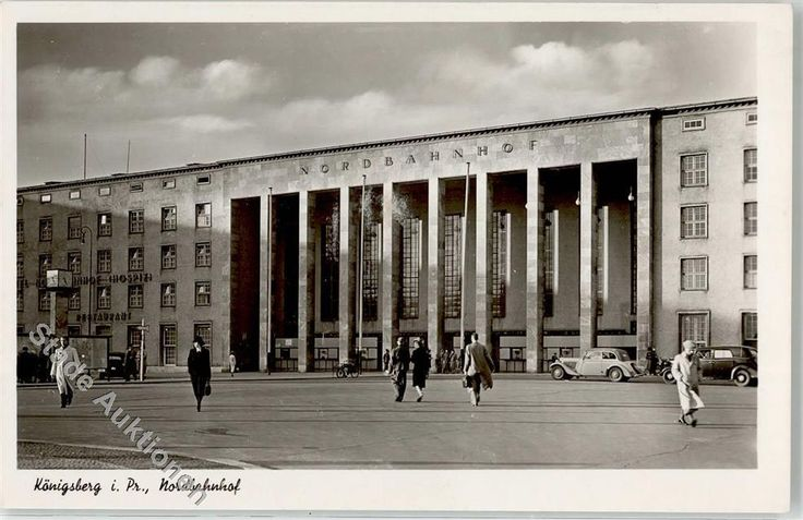 https://picclick.de/52407920-Koenigsberg-Kaliningrad-Bahnhof-Auto-401368319995.html