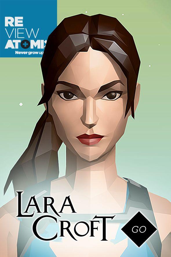 Ver Review – Lara Croft Go