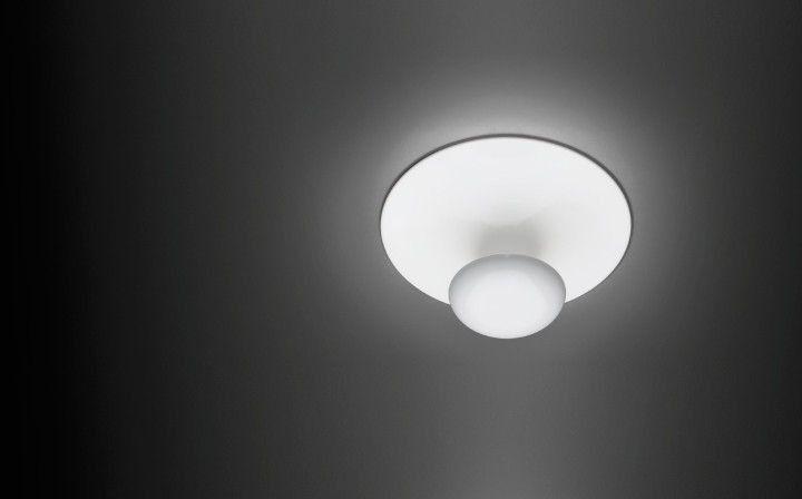 Lampa wewnętrzna, sufitowa Vibia Funnel 2005 id: 30   Wszystkie Lampy wewnętrzne \ LAMPY SUFITOWE Lampy wewnętrzne \ LAMPY ŚCIENNE Kolekcje \ VIBIA
