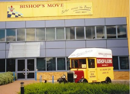 #OurHistoricVehicles #BishopsMove #Sammy