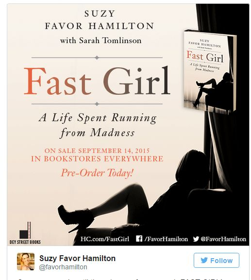 Suzy Favor Hamilton: De estrella olimpica a escorts - LaPollaDesertora