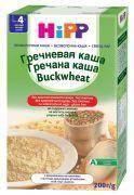 Хипп каша гречневая с 4 мес 200г  — 170р. ---------------------- Каша Hipp Гречневая безмолочная с 4 - х месяцев.  Без добавления сахара, без глютена, без молока.  Не содержит молока, сахара, ароматизаторов, красителей и консервантов.  Внутри ингредиенты с низкими аллергенными свойствами.  Витамин В1 - важный витамин для эффективной работы нервной системы.  Ценные органические зерна, легко усваиваются(не содержат глютен).
