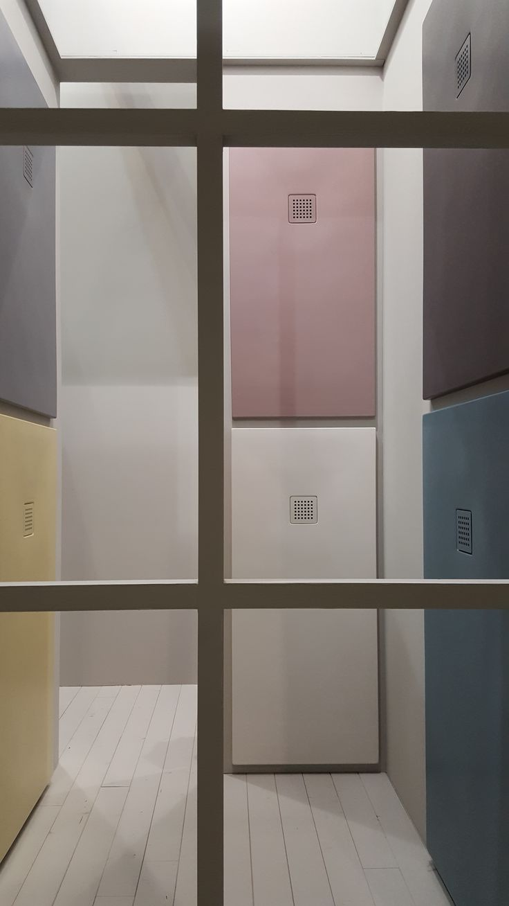 Just one word: INFINITO, the new ceramic showertrays collection by CIELO #bathroom #ceramic #SaloneDelMobile #design #interiordesign #inspiration #decor #Cielo #HandMadeinItaly