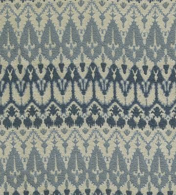 Beautiful Blue Chenille Indoor Upholstery Fabric By Pindler And Called Slate Designed Annie