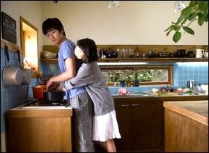Naked kitchen korean drama