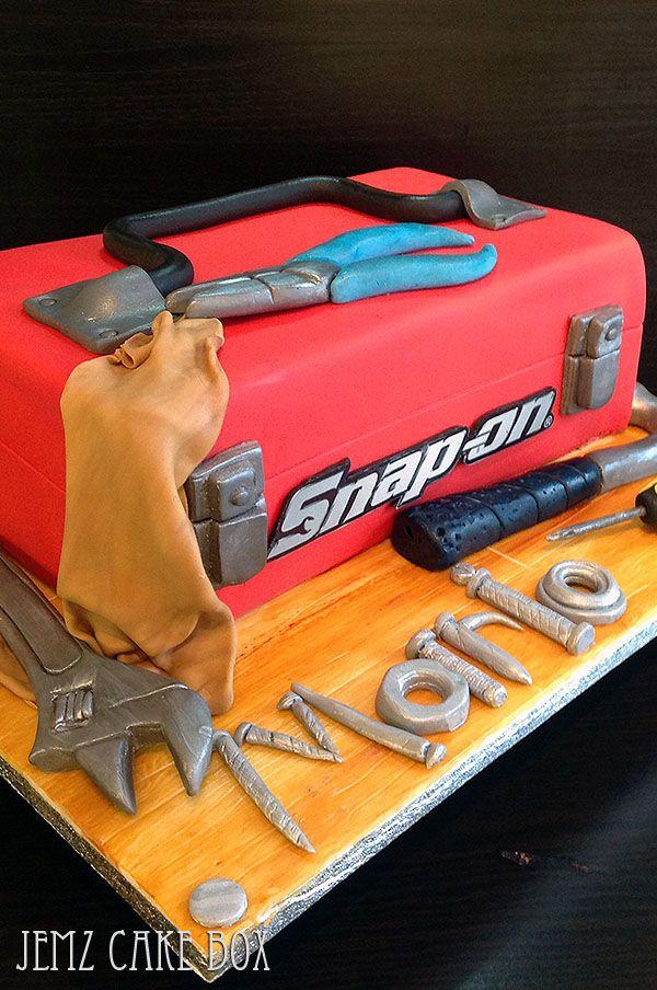 Mechanic cake