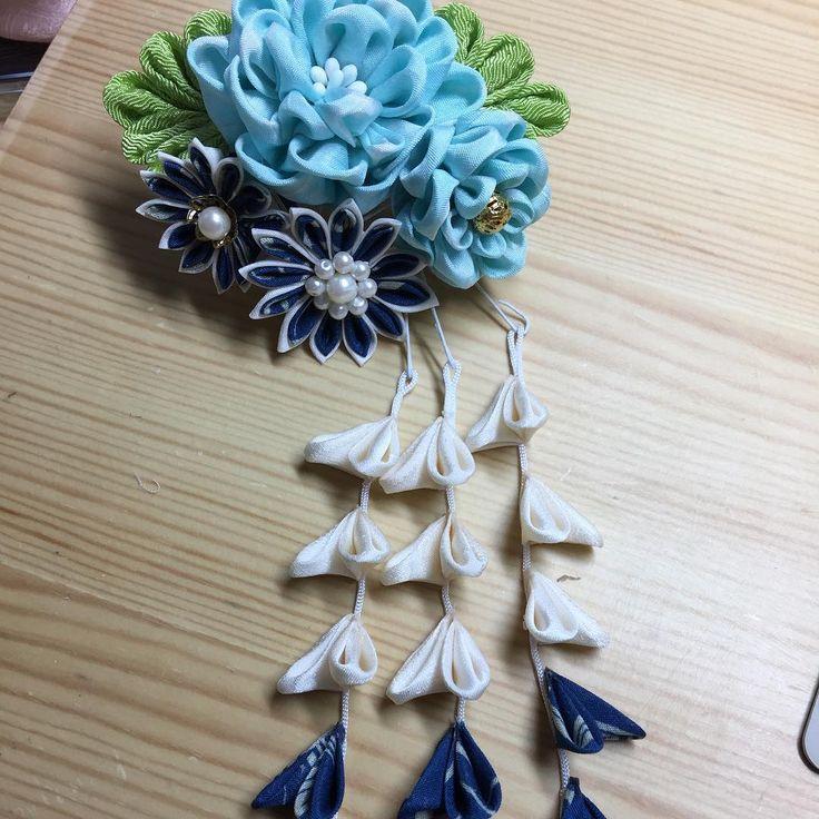 七五三に♡かんざし髪飾りや和小物を手作りしよう♪ | Handful