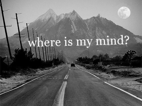where is my mind - the pixies.
