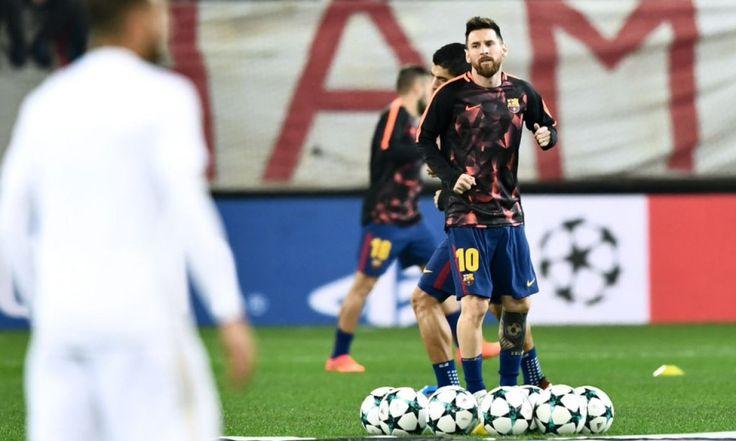 Imperdible compilado: los golazos de Messi en la entrada en calor