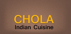 Welcome to Shiva Natarajan's Chola  Delicious Indian Food