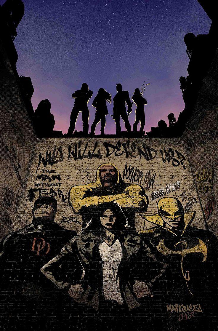 Defenders (2017-) #4 - W.B.