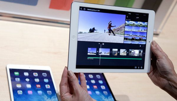 """According to a Bloomberg report, which cited anonymous sources, the new iPad measuring 12.9 inches. This new variant will begin production in the first quarter of 2015.Rumors are circulating, the larger iPad is called """"iPad Pro"""". However, recent rumors Apple also suspend its manufacture."""