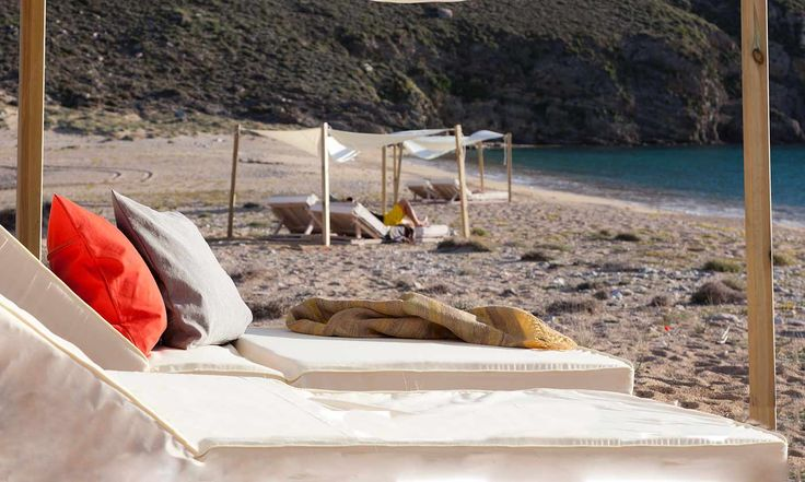 Serifos hotels| Coco-mat Eco Residences in Serifos |