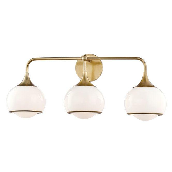 Diner Drop Vanity Light 3 Light Vanity Lighting Bath Vanity