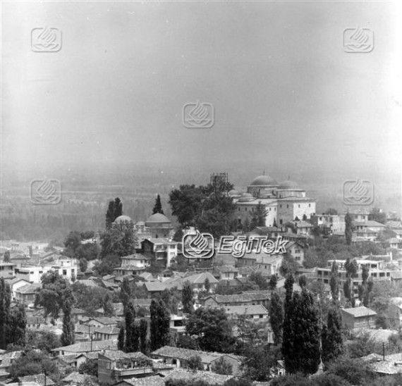 Yıldırım Cami, 1972