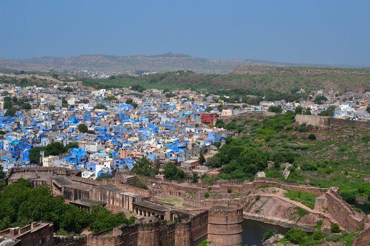 Blue Jodhpur by Dayla de Knegt - Photo 127134691 - 500px