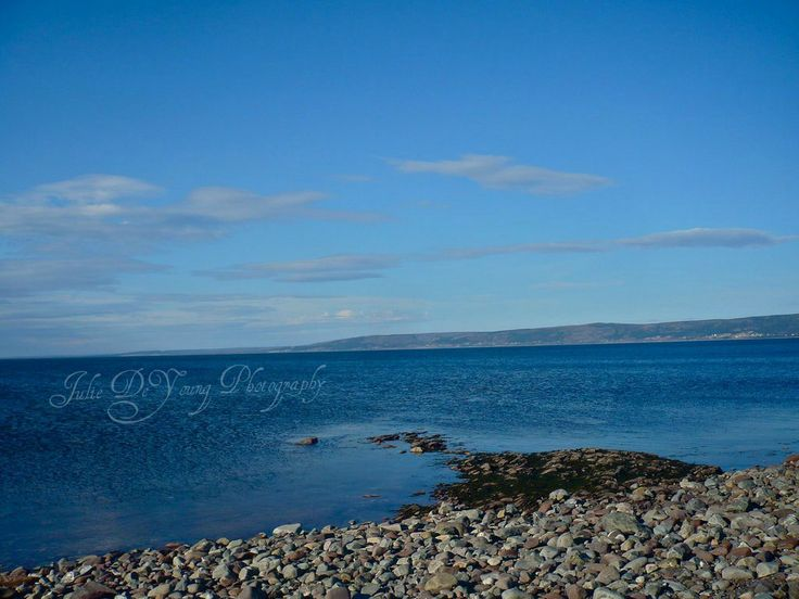 The Atlantic from Cape Jack NS