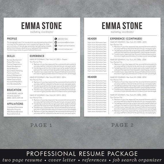 18 best resumes that rock  images on pinterest