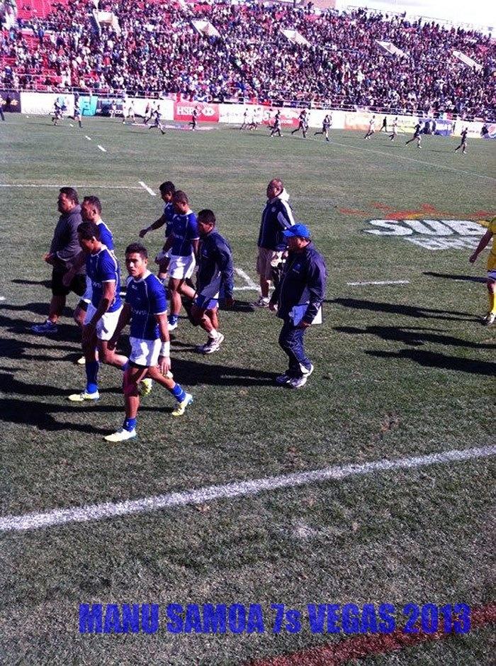 Manu Samoa - Las Vegas 7s-USA, Feb., 2013
