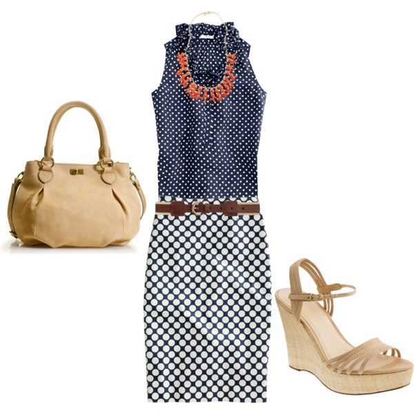 J. Crew Outfit, polyvore