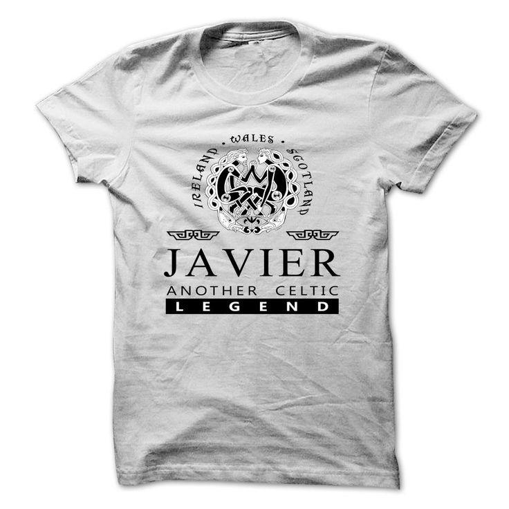 JAVIER Collection: Celtic Legend version T-Shirts, Hoodies. Get It Now ==> https://www.sunfrog.com/Names/JAVIER-Collection-Celtic-Legend-version-kasrsexayc.html?id=41382