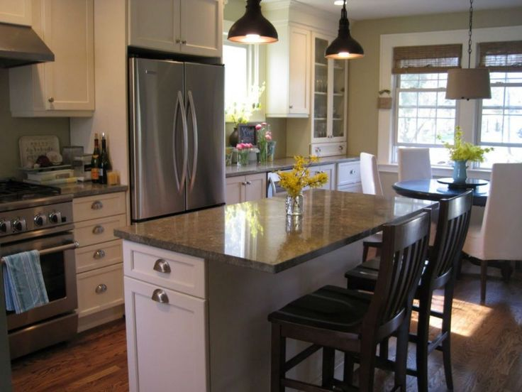 Free Standing Kitchen Islands With Seating Kitchen