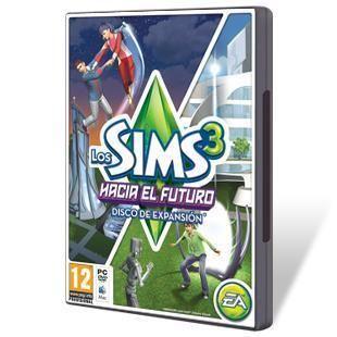 ¡Producto recomendado! ¿Quieres experimentar con la tecnología futurista con los Sims 3?  #futuro #sims #juego #videojuego