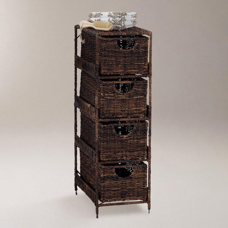 4-Drawer Madras Tower | World Market