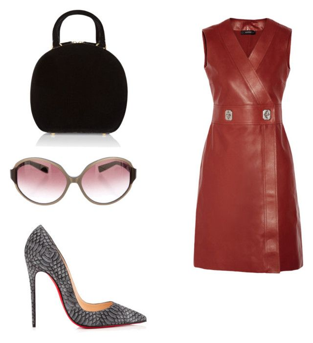 """Untitled #40"" by bogdanacustura on Polyvore"