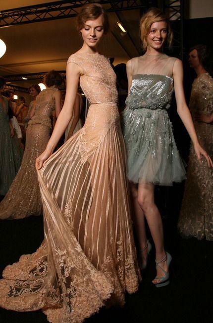The art of a dress