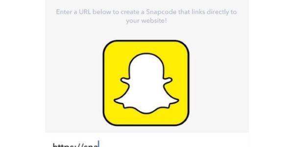 Snapchat iOS users (and Android beta users) can now create QR codes called Snapcodes that link to any website.