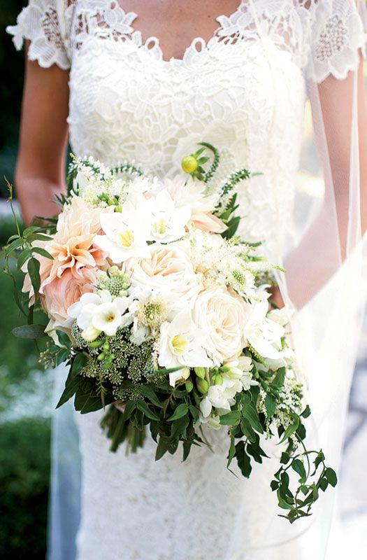 The Bride S Bouquet From Studio Dan Meiners