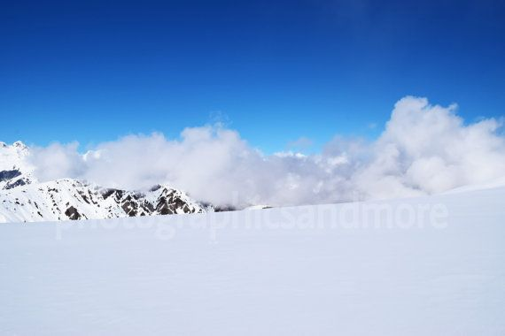 Digital Download Stock Photo White Snow by photographicsandmore