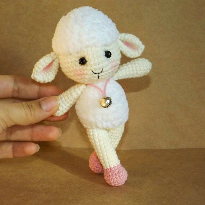 meryl sheep amigurumi pattern free