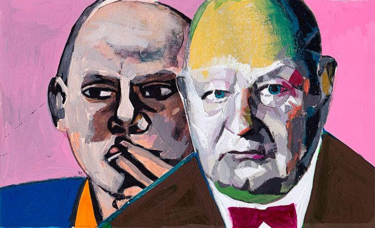 The art of Max Beckmann and the music of Paul Hindemith meet at the Met Museum