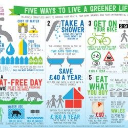 Relatively effortless ways to improve your health, your bank balance and your environmental impact